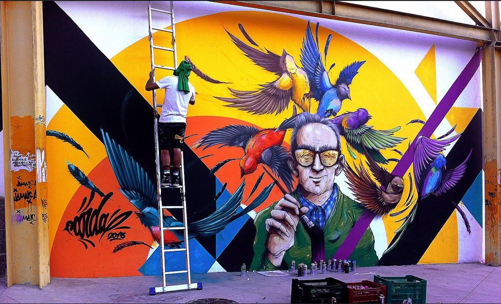 luiz pardal graffiti dionisio arte