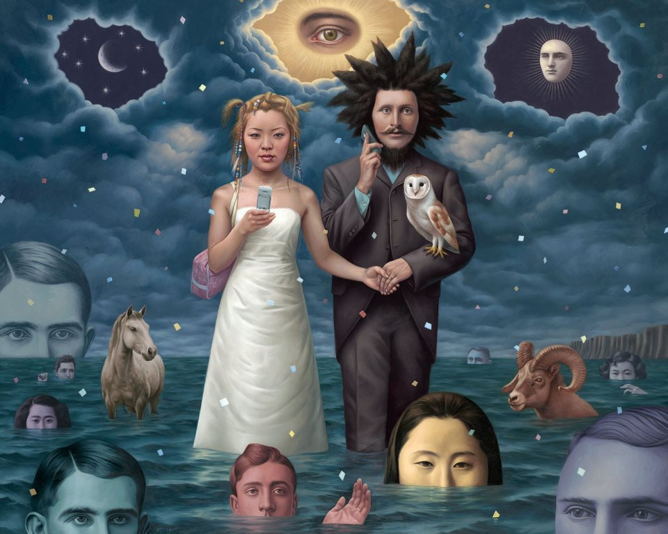 alex gross arte pintura oleo surrealismo pop dionisio arte (2)