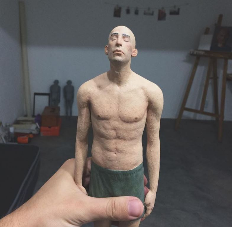 giovani caramello escultura 3d dionisio arte hiperrealismo (2)