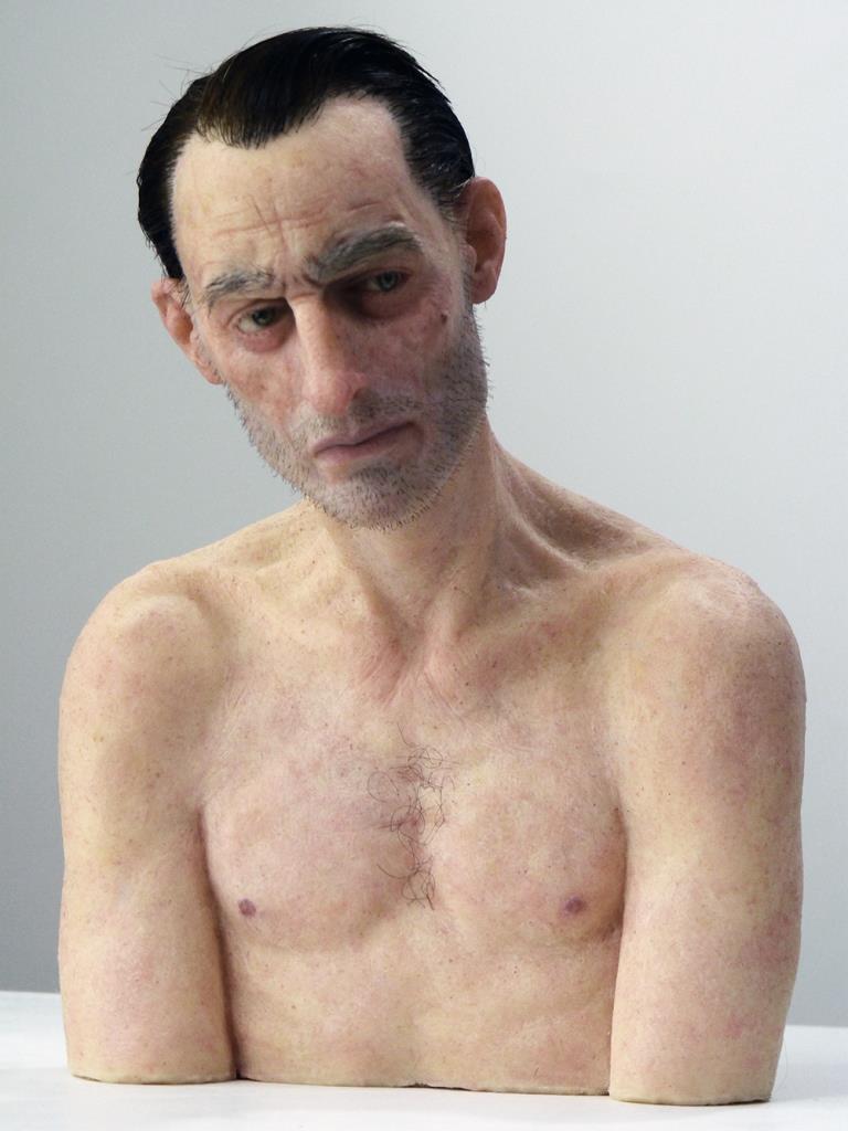 giovani caramello escultura 3d dionisio arte hiperrealismo (5)