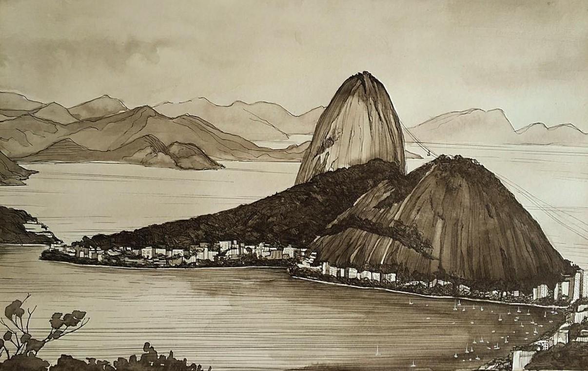 will-barcellos-pontilhismo-brasil-rio-de-janeiro-dionisio-arte (7)
