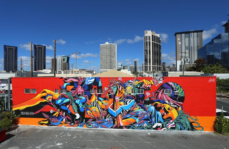 bicicleta sem freio-pow wow festival-mural-grafite-dionisio-arte (2)