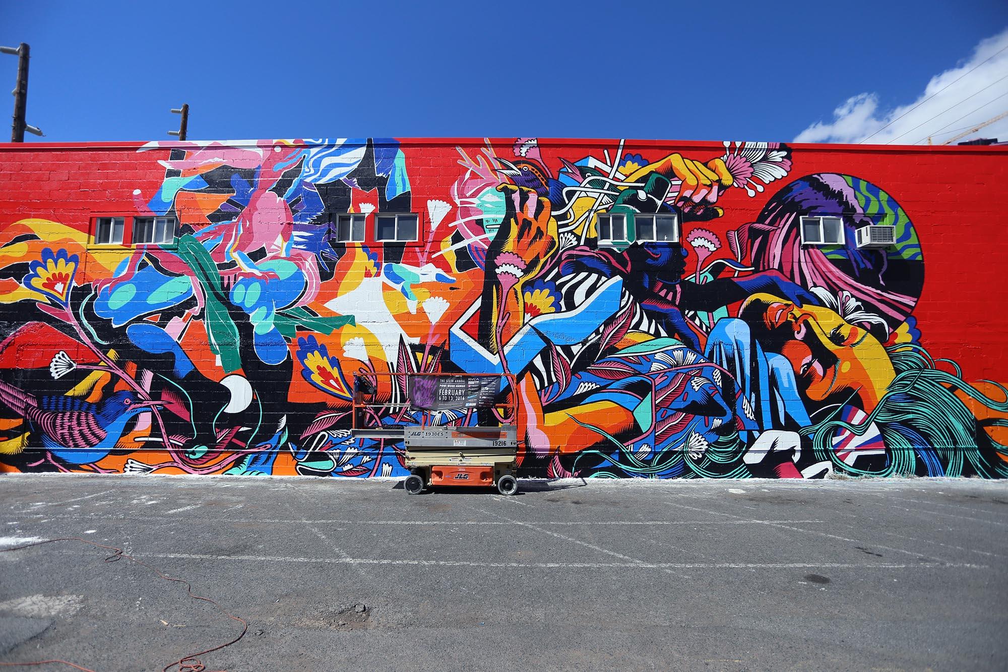 bicicleta sem freio-pow wow festival-mural-grafite-dionisio-arte (5)