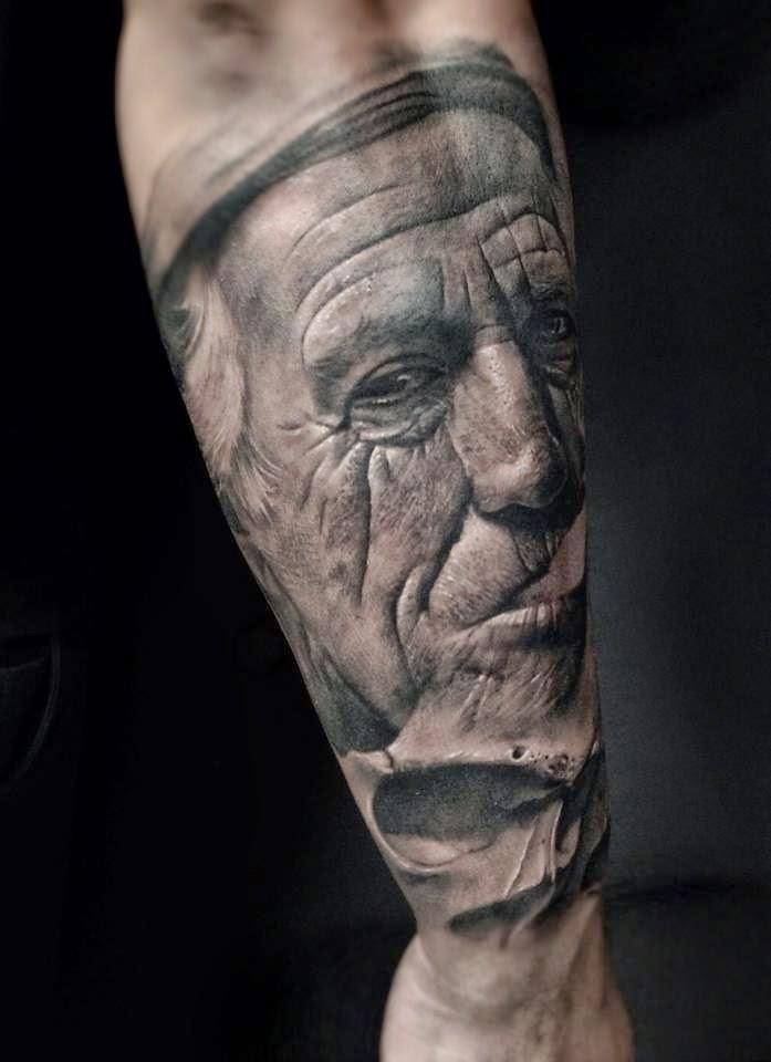 mike dargas hiper realismo surrealismo retratos tattoo dionisio arte (36)