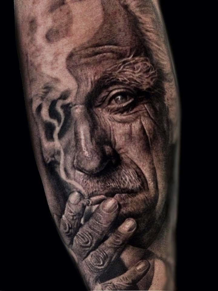 mike dargas hiper realismo surrealismo retratos tattoo dionisio arte (38)