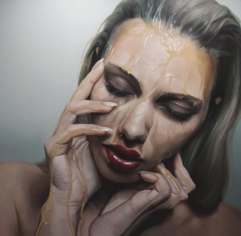 mike dargas hiper realismo surrealismo retratos tattoo dionisio arte (6)