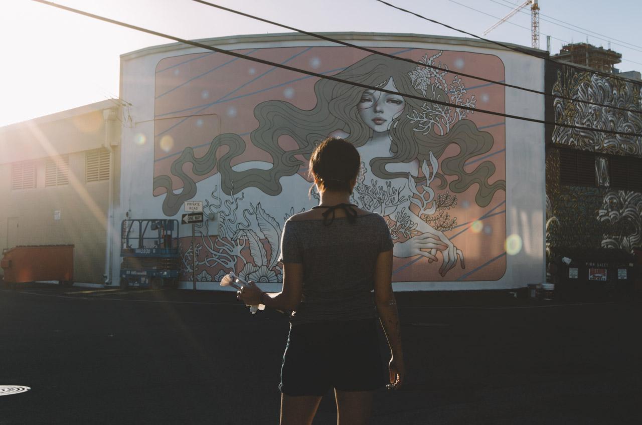 pow wow 2016 honolulu hawaii grafite mural dionisio arte (4)