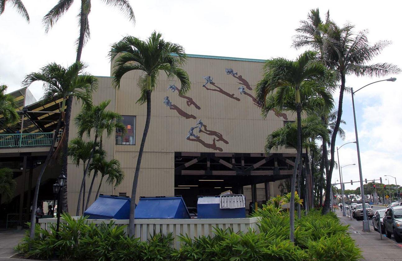 pow wow honolulu hawaii grafite mural dionisio arte (3)