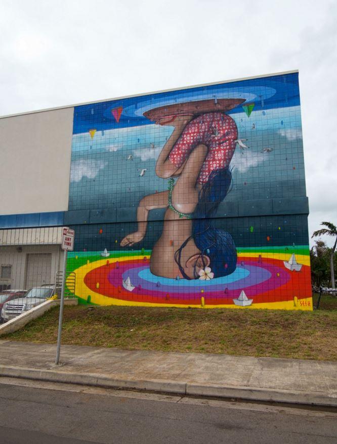 pow wow honolulu hawaii grafite mural dionisio arte (5)
