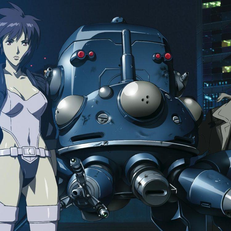masamune shirow ghost in the shell anime manga filme cinema dionisio arte