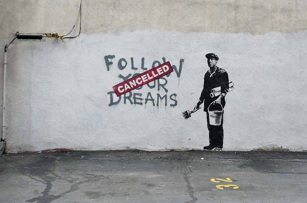 banksy arte de rua graffiti (1)
