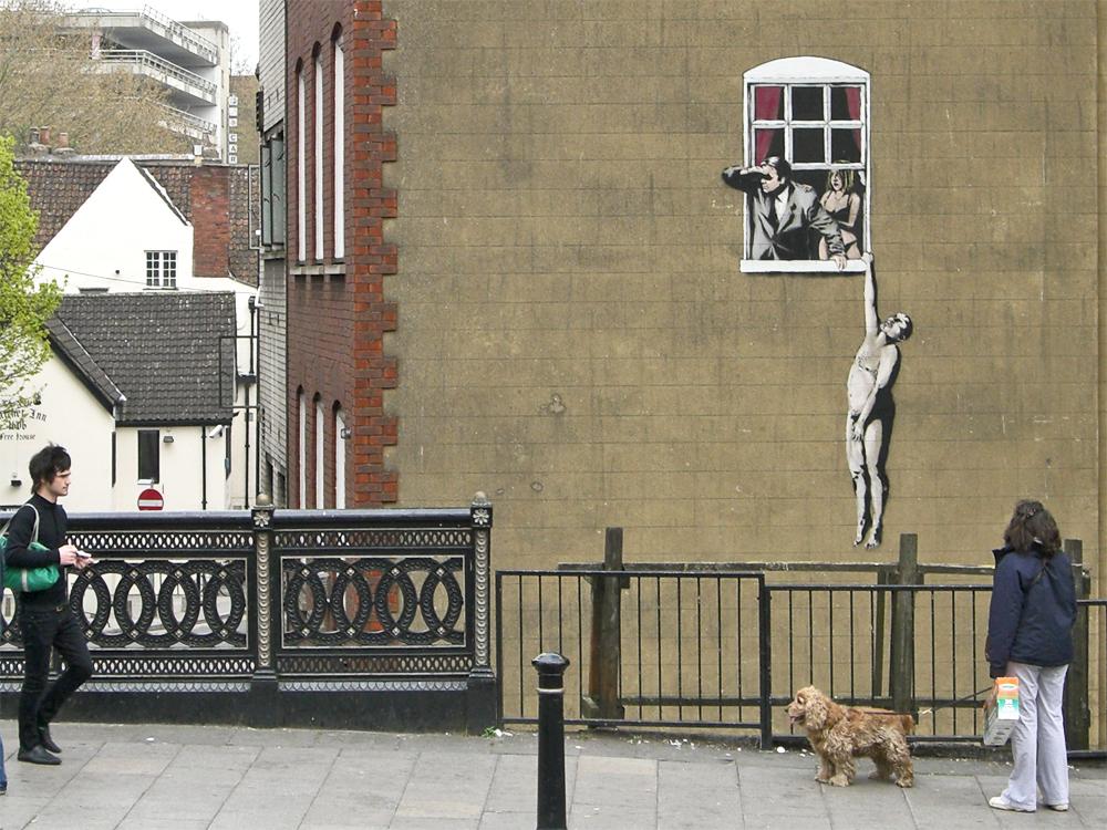 banksy arte de rua graffiti (15)