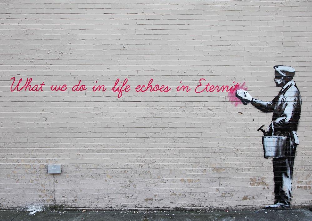 banksy arte de rua graffiti (19)