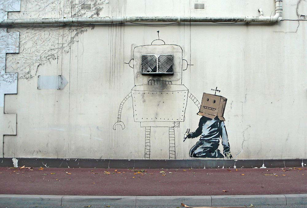 banksy arte de rua graffiti (2)