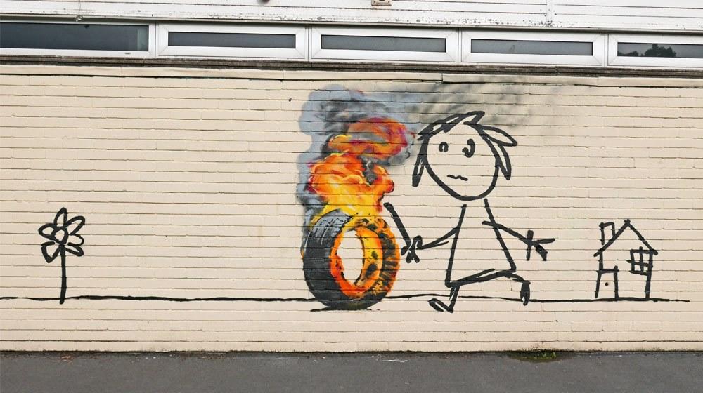 banksy arte de rua graffiti (3)