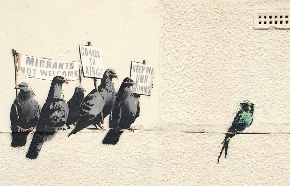 banksy arte de rua graffiti (9)