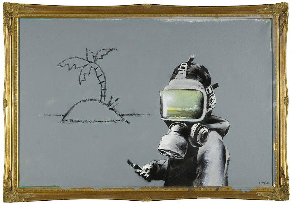 banksy pinturas e esculturas (16)