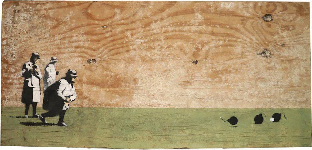 banksy pinturas e esculturas (5)