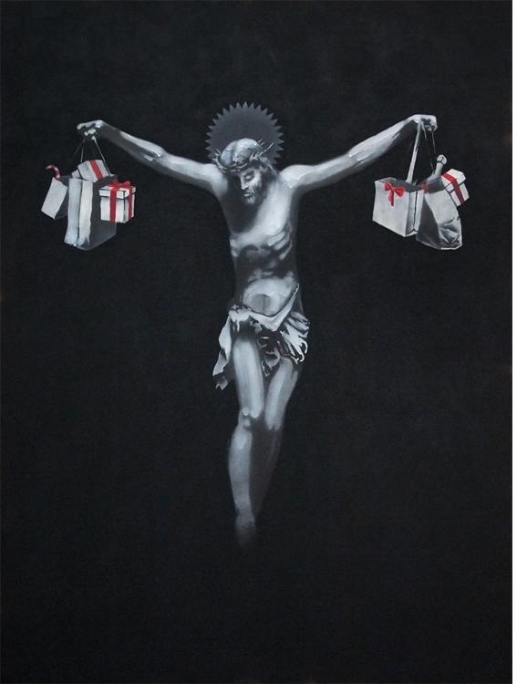 banksy pinturas e esculturas (6)