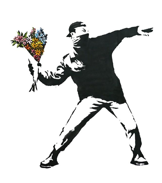 banksy pinturas e esculturas (7)