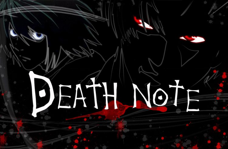 death note tsugumi ohba takshi obata manga anime arte filme netflix (1)