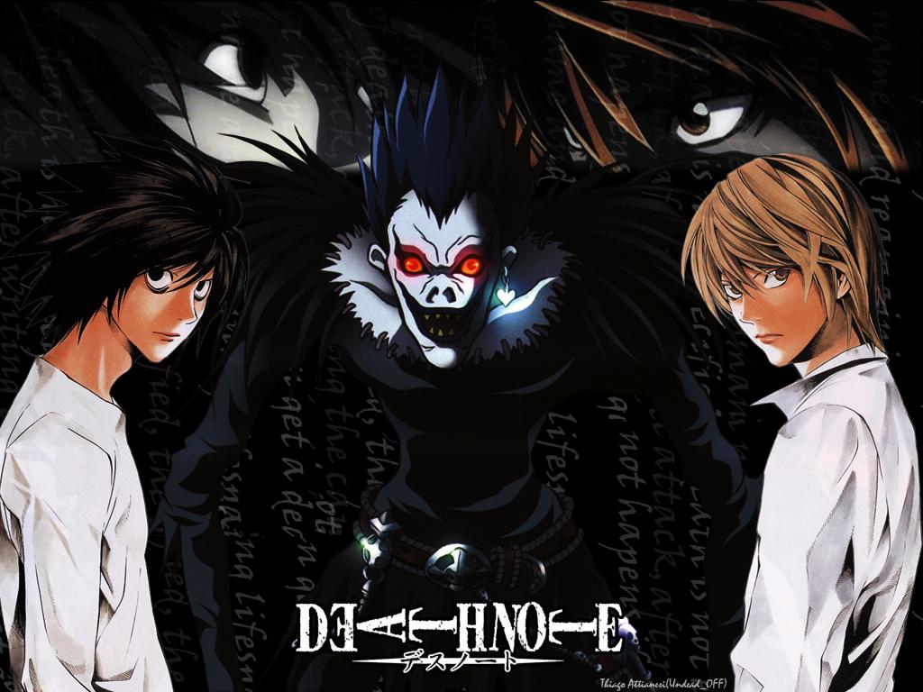 death note tsugumi ohba takshi obata manga anime arte filme netflix (2)
