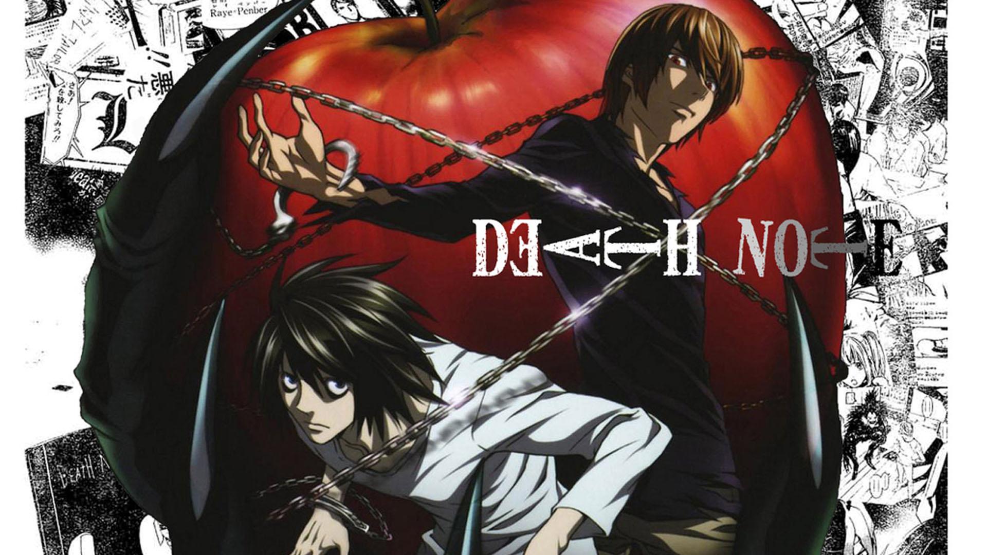 death note tsugumi ohba takshi obata manga anime arte filme netflix (3)