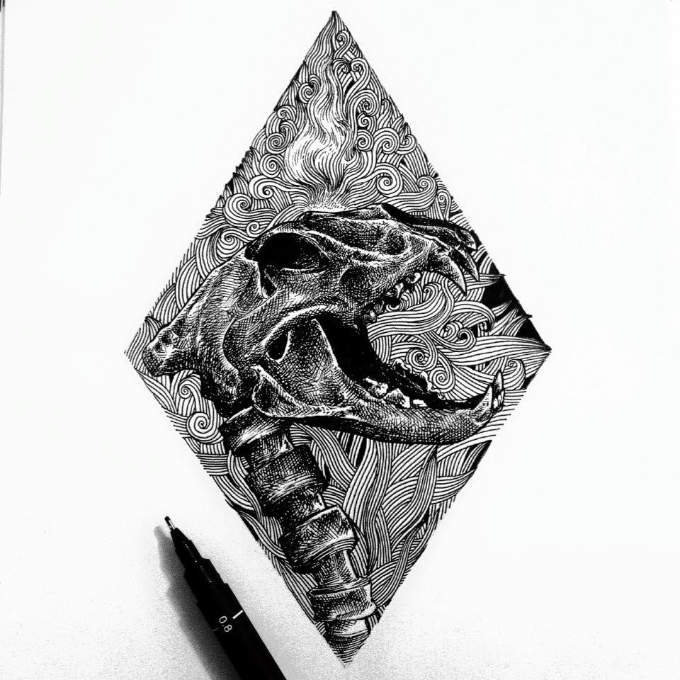 ezekiel-moura-ilustre-z-graffiti-mural-ilustração-preto-e-branco-magia-23