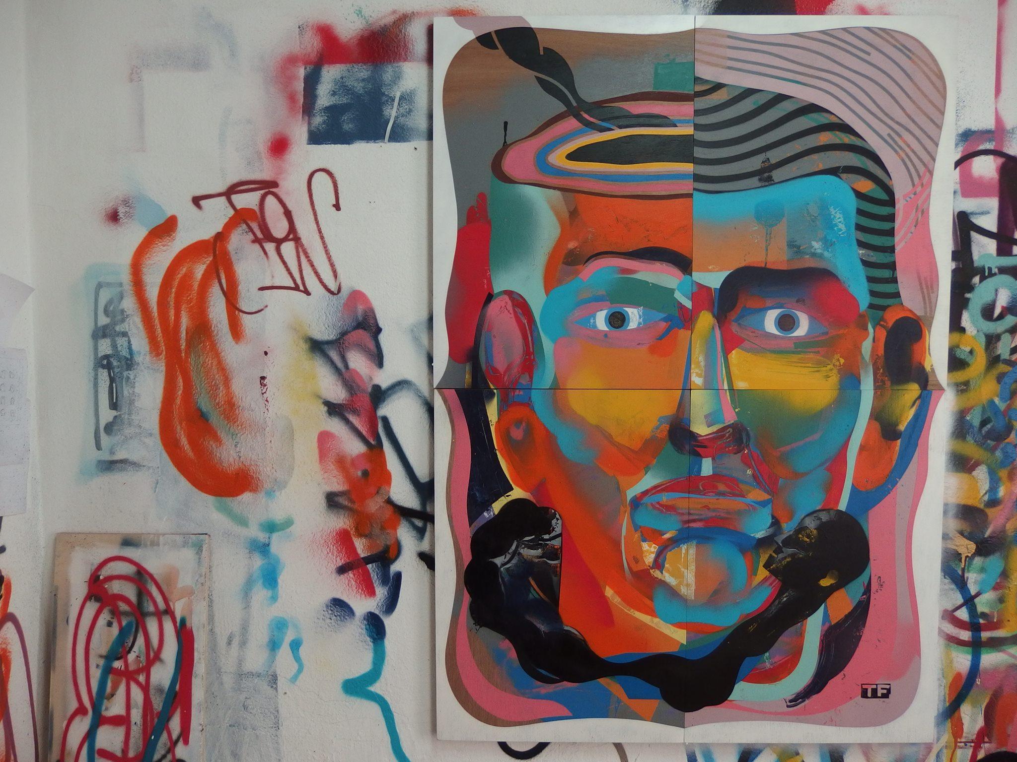 titi freak graffiti sp street art (1)