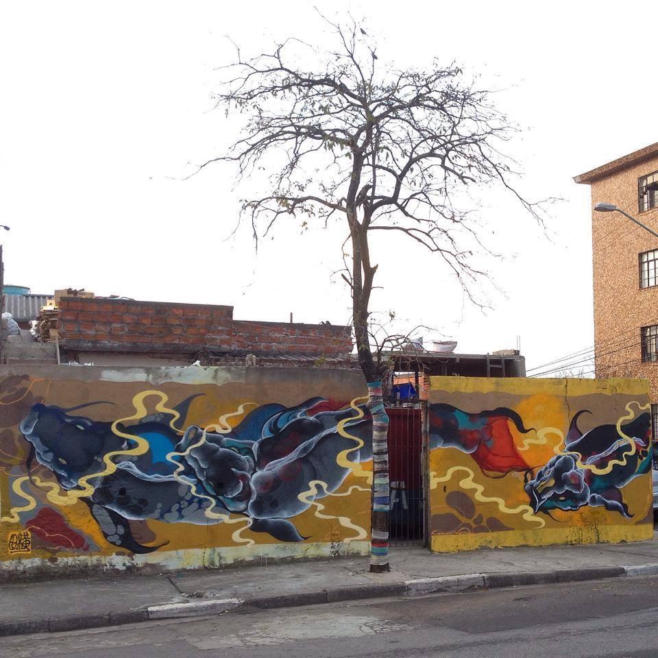 titi freak graffiti sp street art (12)