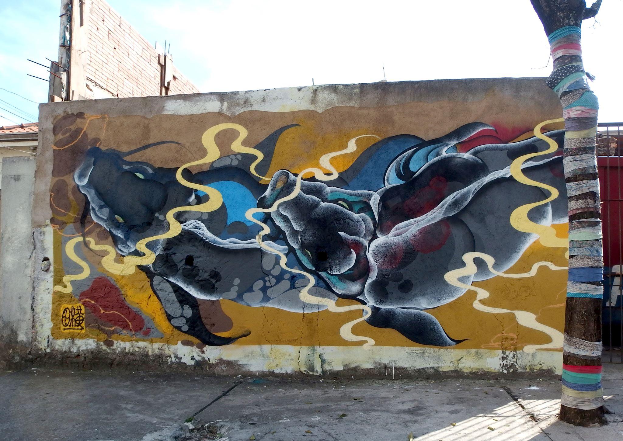 titi freak graffiti sp street art (20)