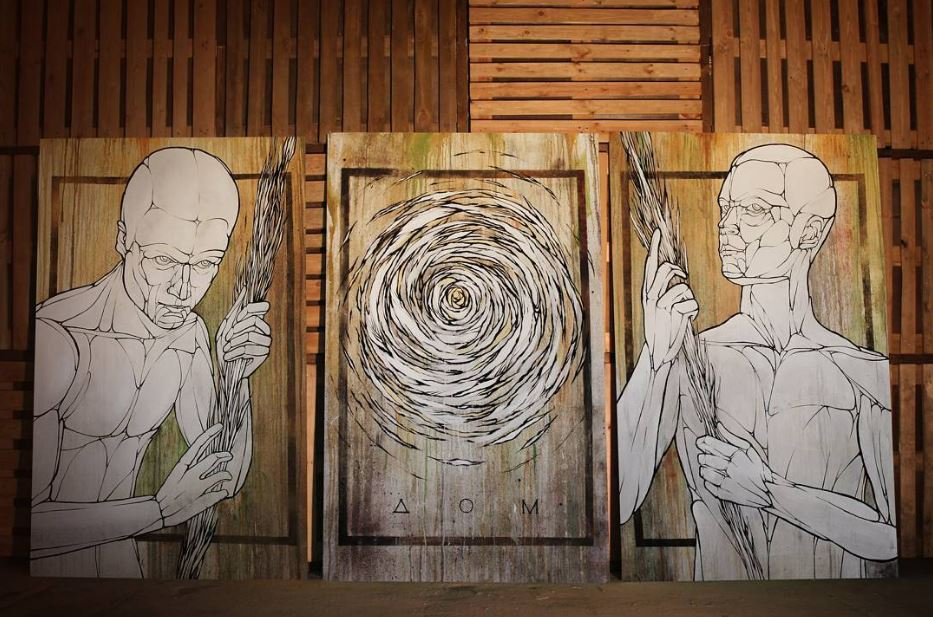 Nikita Nomerz graffiti arte de rua russo faces vida (12)