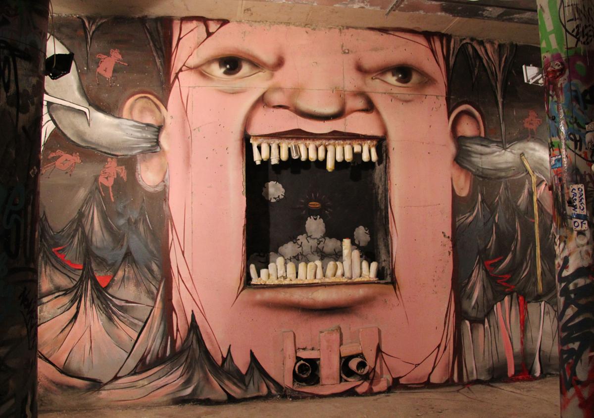 Nikita Nomerz graffiti arte de rua russo faces vida (19)
