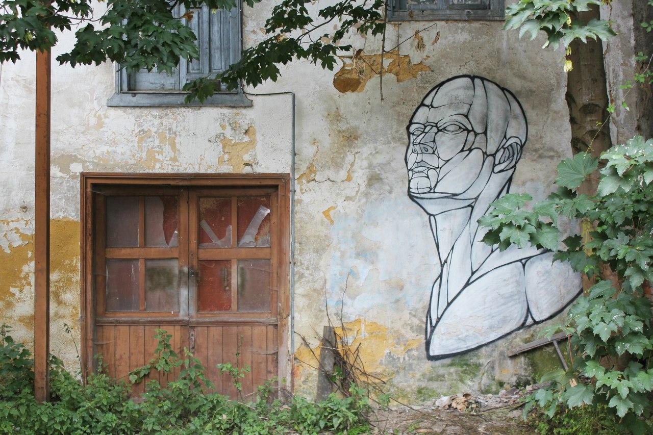 Nikita Nomerz graffiti arte de rua russo faces vida (2)