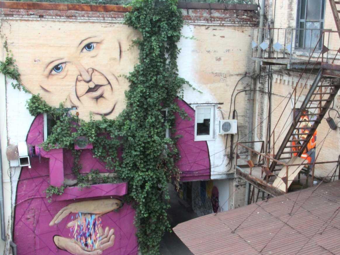Nikita Nomerz graffiti arte de rua russo faces vida (22)