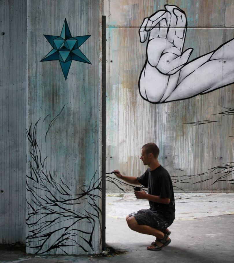 Nikita Nomerz graffiti arte de rua russo faces vida (30)