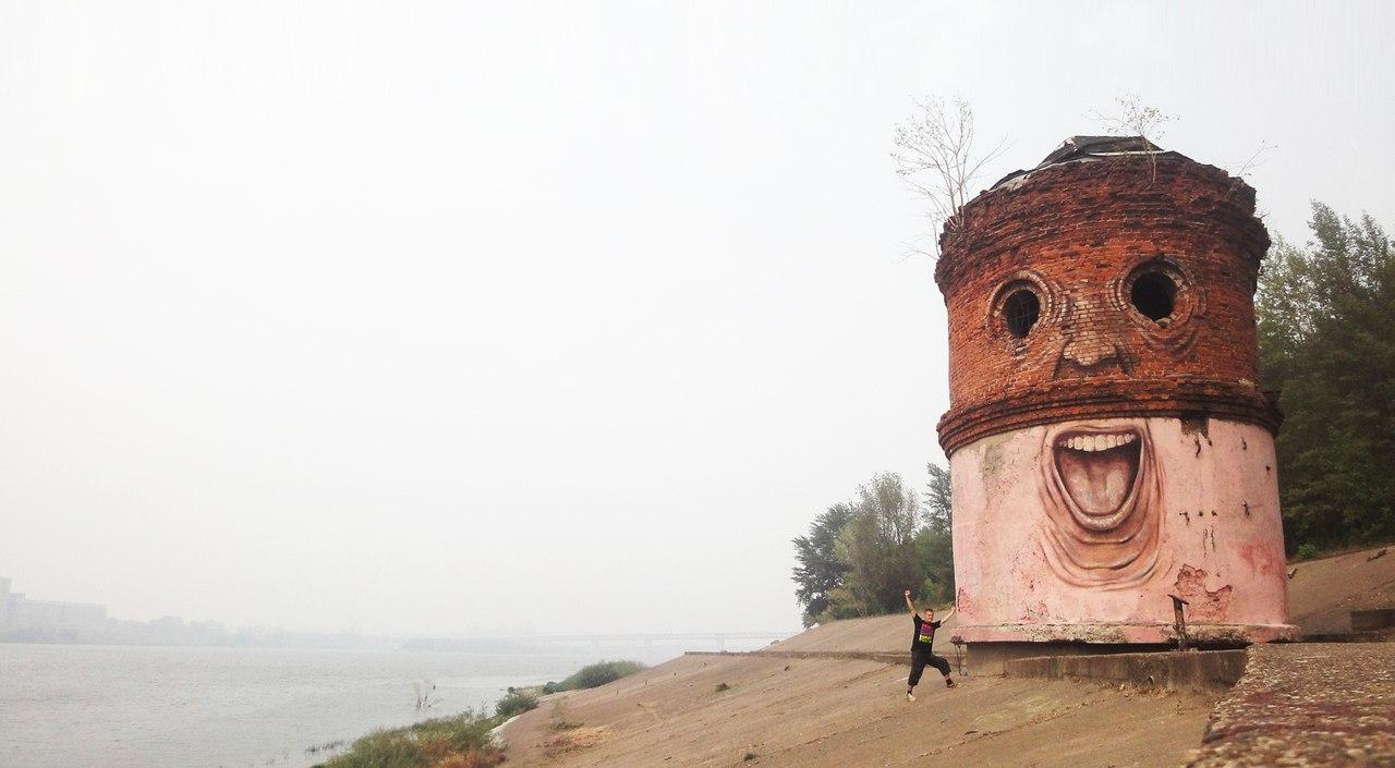 Nikita Nomerz graffiti arte de rua russo faces vida (5)