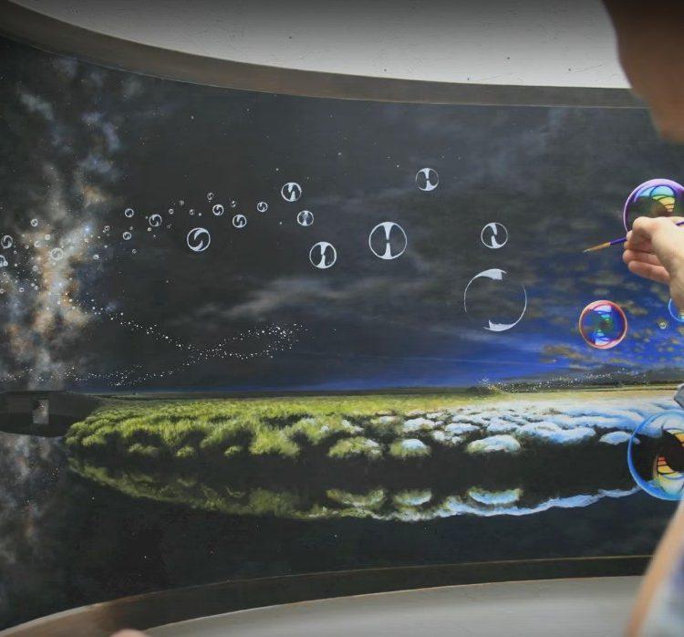 Thijme Termaat i paint video timelapse pintura (2)