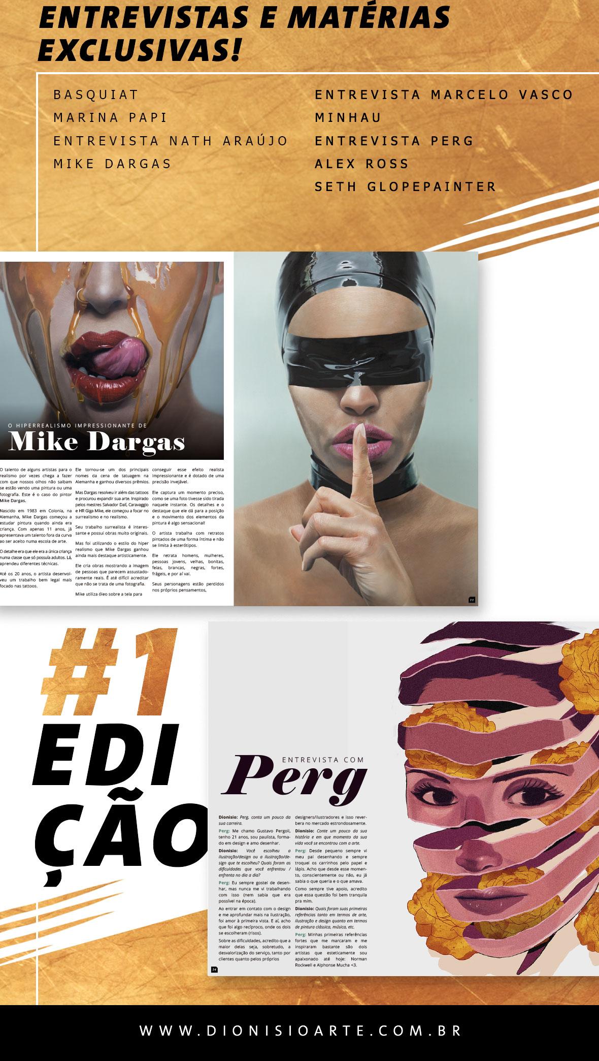 Revista DionizioMag #1