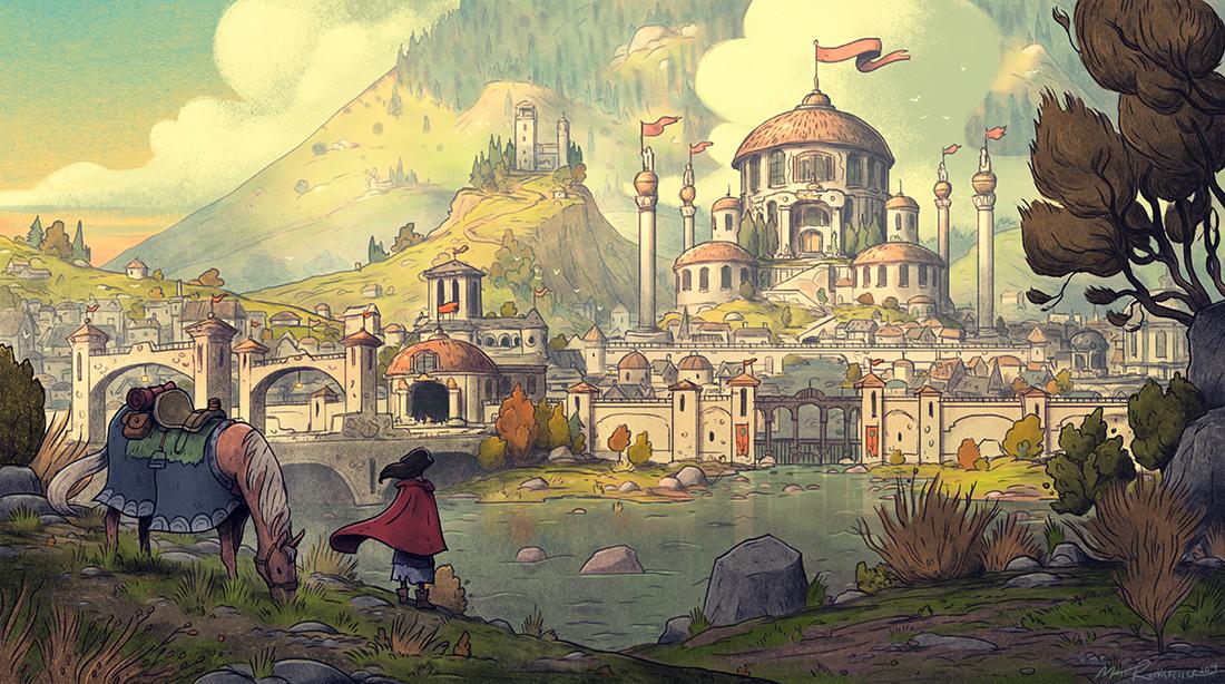 matt-rockefeller-ilustrações-surrealismo-personagens-mundo-imaginario-7