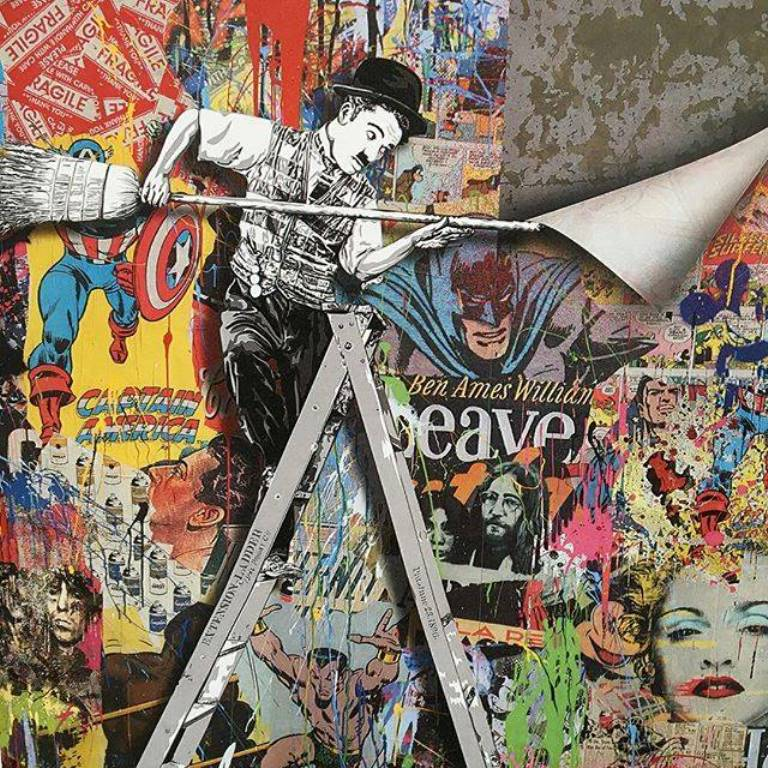 Mr. Brainwash mr-brainwash-pintura-graffiti-cores-comercial-street-art-banksy-12