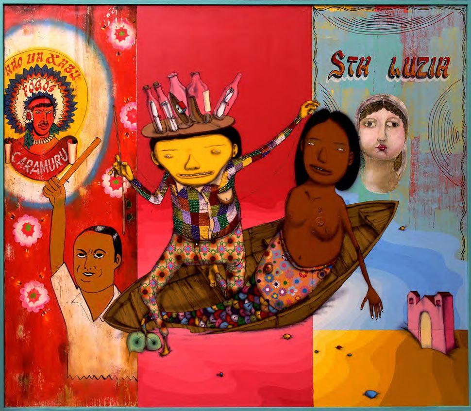 osgemeos-exposição-silence-of-the-music-nova-york-galeria-lehmann-maupin-3