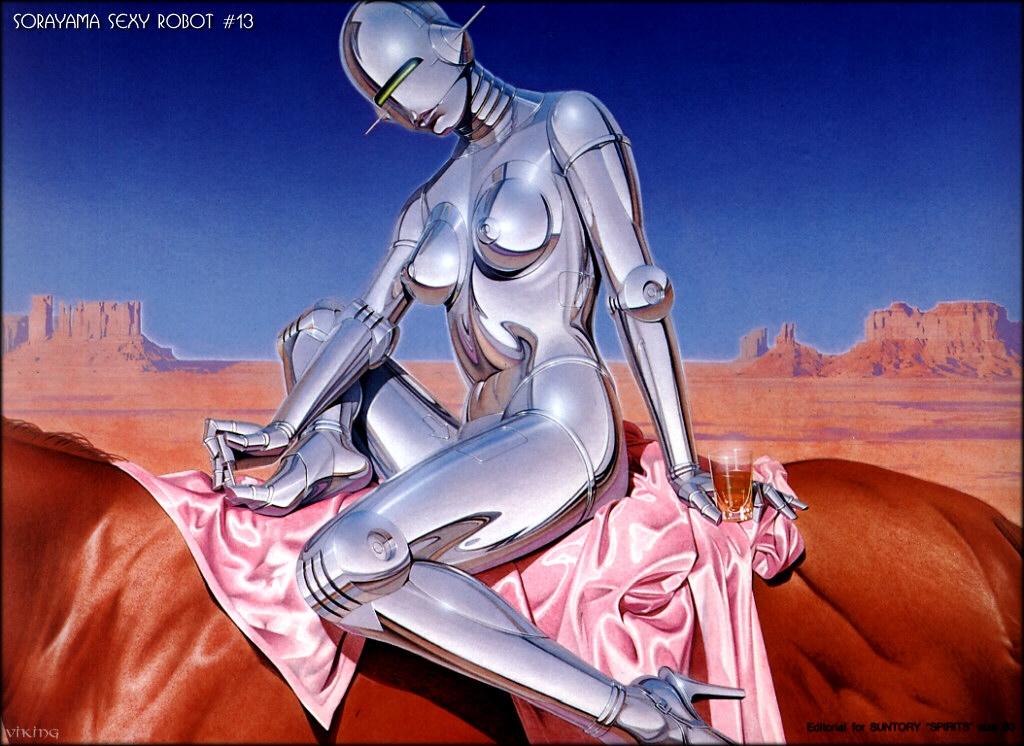 hajime-sorayama-sexy-robot-20
