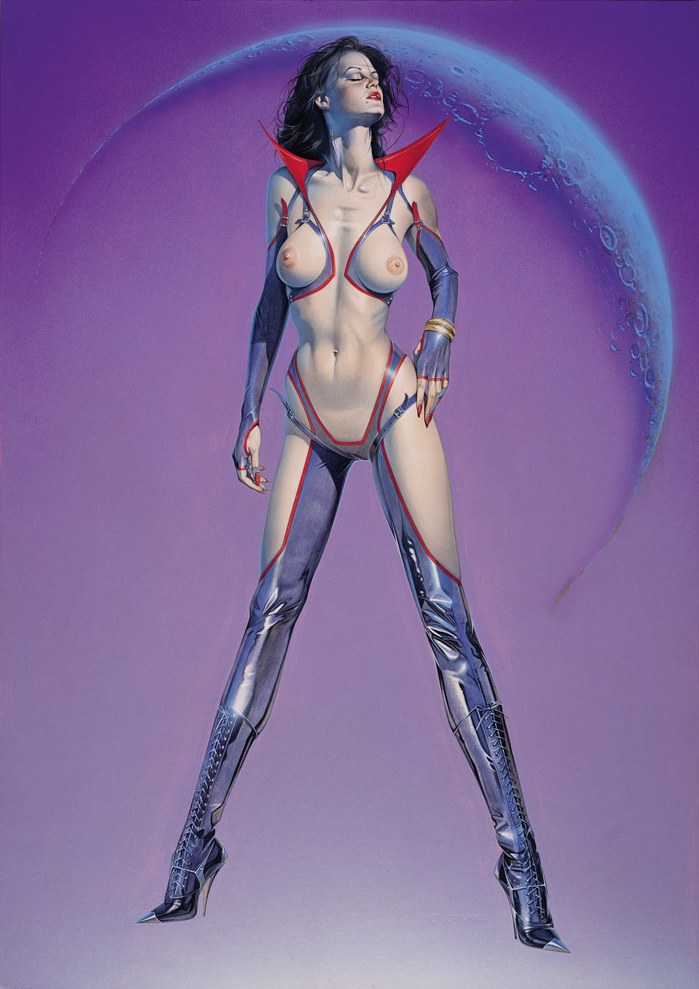 hajime-sorayama-sexy-robot-25