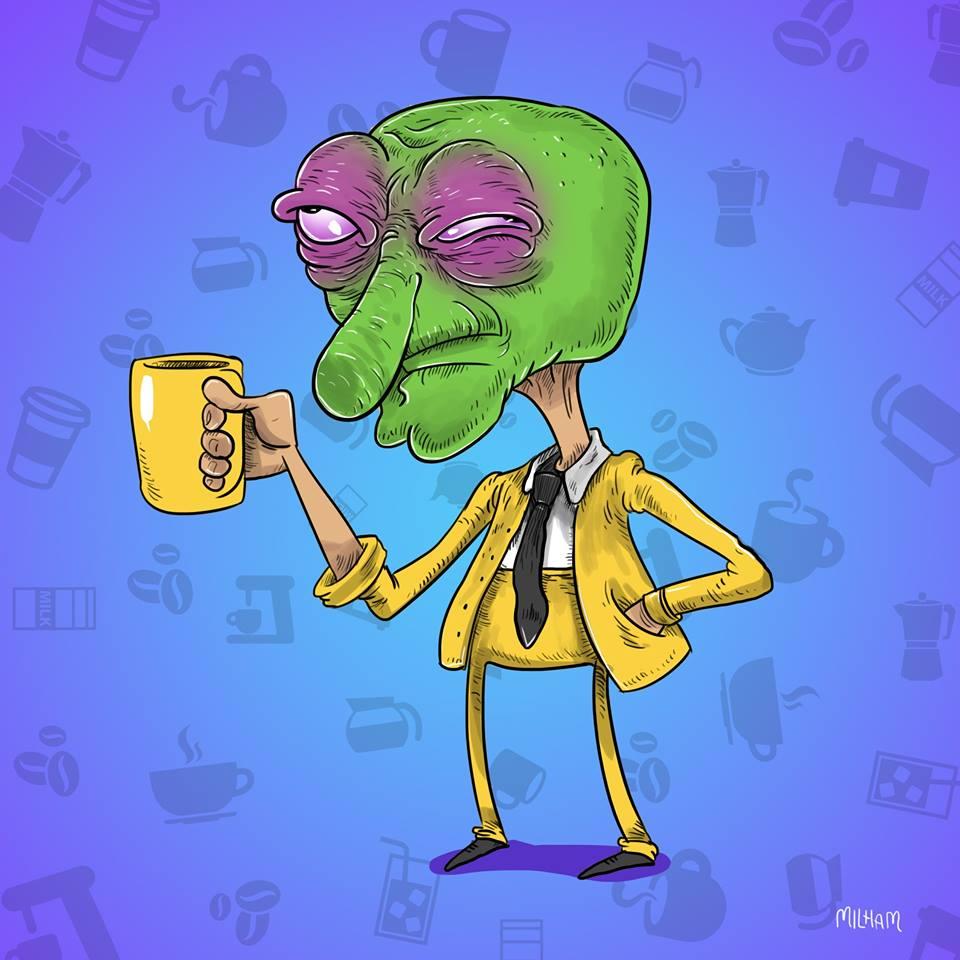 sam-milham-ilustrações-personagens-desenhos-ressaca-drogados-o-mascara
