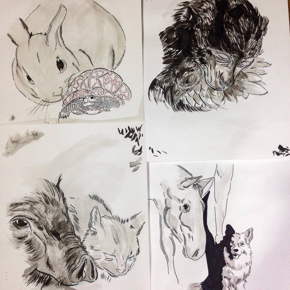 estudio miopia sao jose dos campos ilustracao cartazes poster undergound (6) - Copia