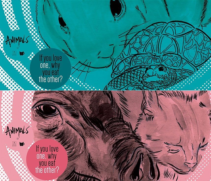 estudio miopia sao jose dos campos ilustracao cartazes poster undergound (8) - Copia