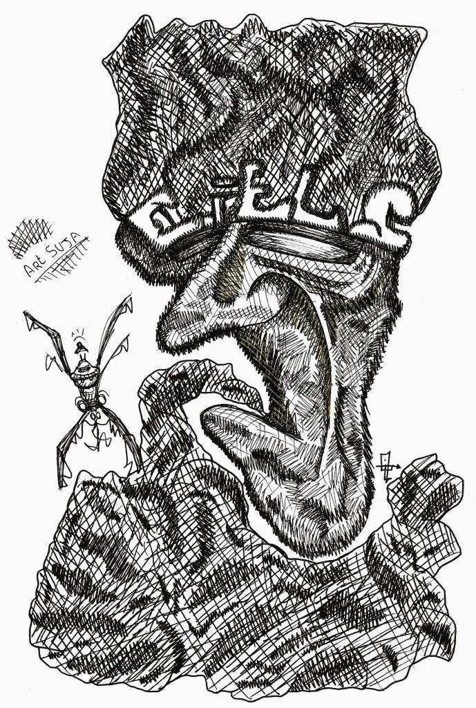 eli-castro-arte-subversiva-surrealismo-psicodelico-pintura-telas-ilustração-dionisio-arte-8
