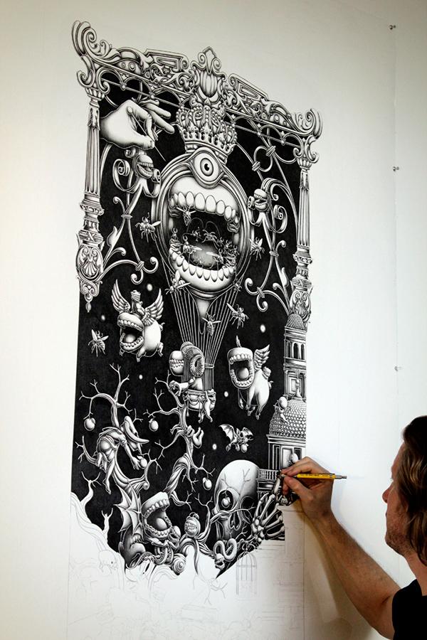 joe-fenton-surrealismo-ilustracao-arte-escultura-15