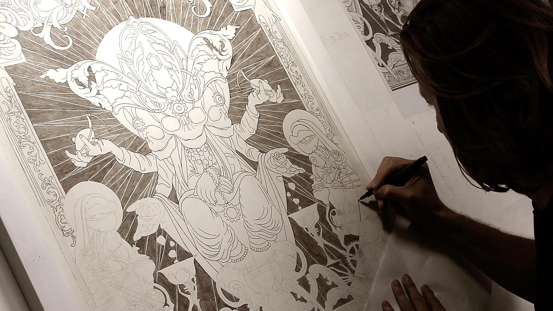 joe-fenton-surrealismo-ilustracao-arte-escultura-7